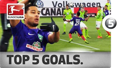 detiknews jadwal bola video goal 5 gol terbaik serge gnabry superstar baru