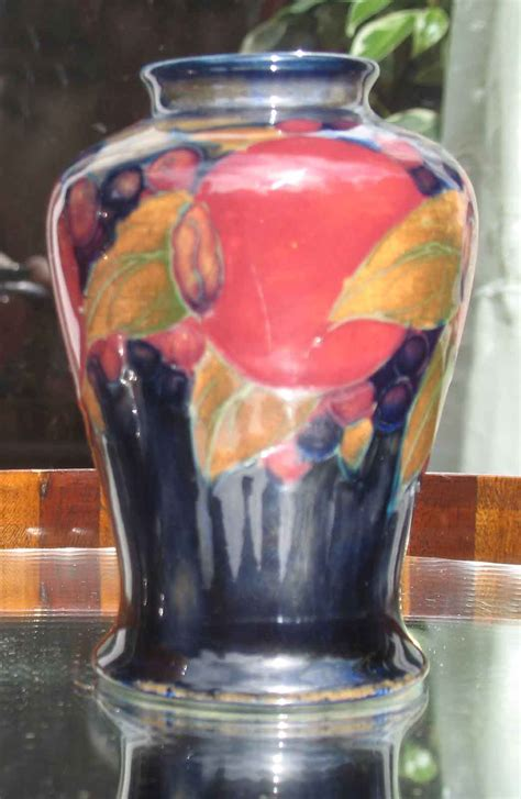 Moorcroft Vases For Sale by Antique Decorative Arts An Early 20th C William