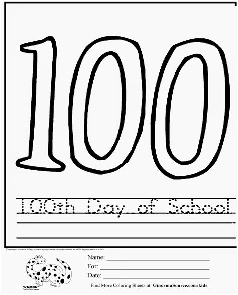 Free Coloring Pages Of 20 Dollar Bill 100th Day Of School Coloring Pages