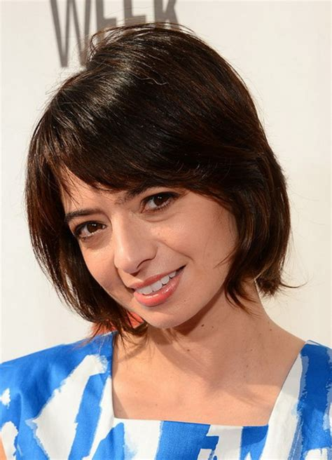 haircuts cute bangs short layered haircuts with bangs 2014