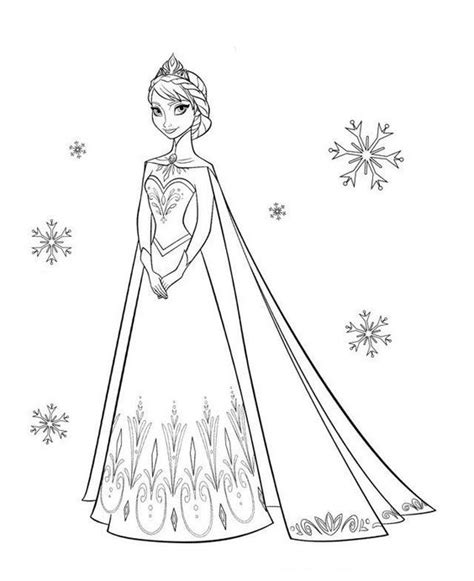 coloring pages for frozen characters frozen coloring pages all characters 8 f