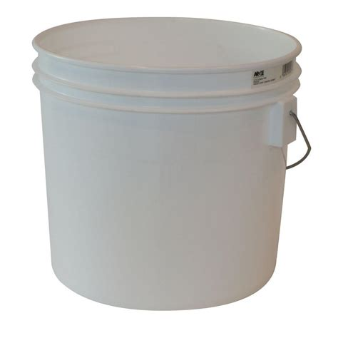 argee 3 5 gal white 10 pack rg503 10 the home
