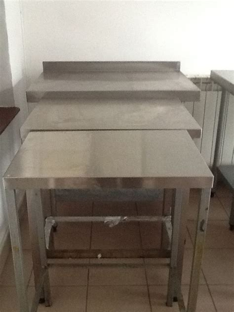 used stainless steel table with sink for sale secondhand catering equipment stainless steel tables 1