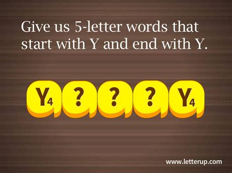 5 Letter Words Beginning With F 5 letter words start with c end with h