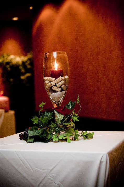 Best 25  Wine glass centerpieces ideas on Pinterest   Next