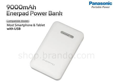Power Bank Izumi 9000mah enerpad power bank 9000mah