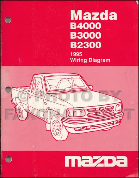 mazda 1995 b4000 fuse box 25 wiring diagram images