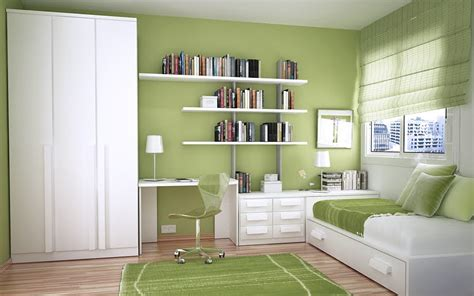 green childrens bedroom ideas space saving ideas for small rooms