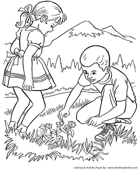 farm work and chores coloring pages printable farm