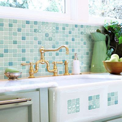 Self Adhesive Kitchen Backsplash Tiles by Self Adhesive Wall Tiles Peel And Stick Backsplash Kitchen