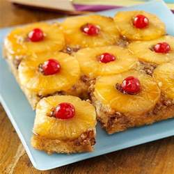 classic pineapple upside down cake recipe taste of home