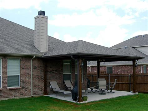 Attached Carport Pictures by Hip And Ridge Patio Covers Gallery Highest Quality