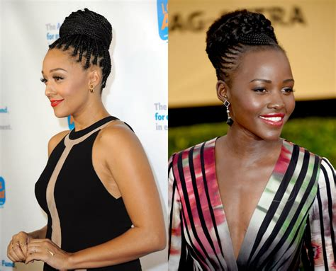 hairstyles for box braids box braids hairstyles to get ispired with