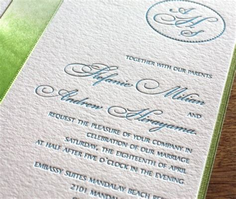 Who Name Goes On A Wedding Invitation