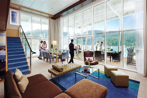 7 of the Most Sensational Cruise Ship Suites at Sea