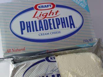 calories in light cream cheese calorieking com au food data nutrition information