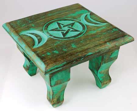 wiccan altar table www pixshark com images galleries