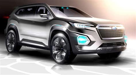 subaru suv 2016 interior subaru subaru viziv 7 suv concept 2016 los angeles auto