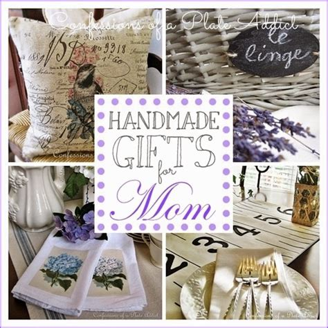 Easy Handmade Gifts For - confessions of a plate addict easy handmade gift ideas