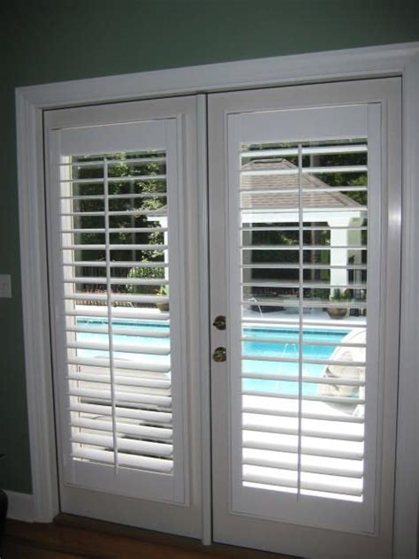 French Door Shutter Blinds - 678 best images about curtain ideas blinds etc 2 on pinterest balloon shades window