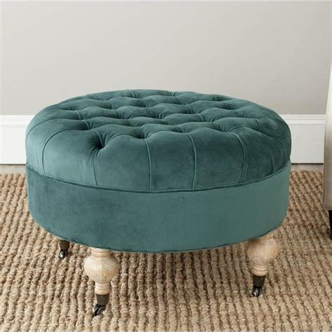 small round ottomans small round ottoman giving extra update in your home decor