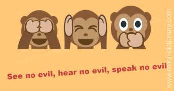 hear no evil speak no evil see no evil tattoo the gallery for gt see no evil hear no evil speak no evil