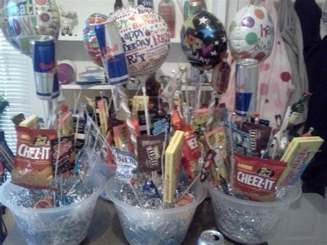 21st boy birthday center pieces birthday party ideas