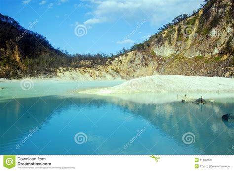 kawah putih bandung indonesia stock image image