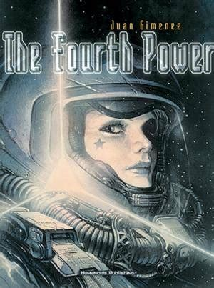 the fourth power 1 issue