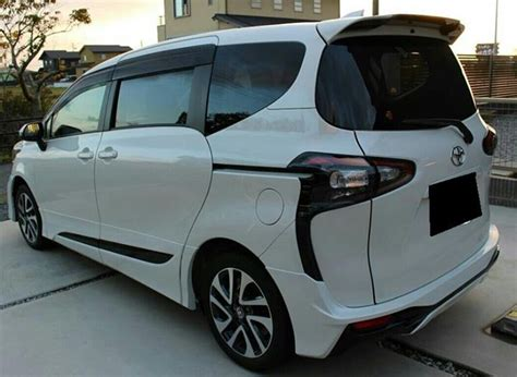 Talang Air Toyota Sienta Injection toyota sienta