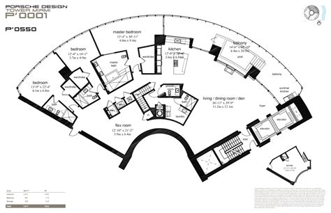 designer floor plans new condos at porsche design tower the luxury team