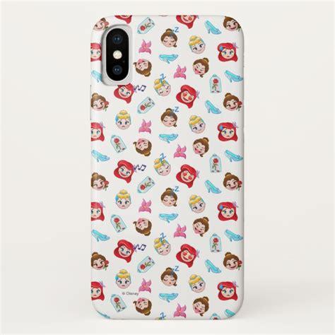Iphone Princess princess emoji pattern iphone x plus