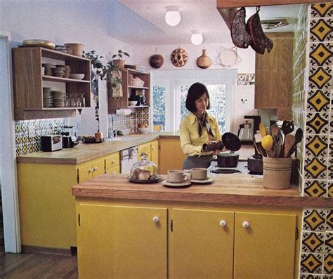 70s kitchen 164 best images about ideas for a 70s inspired kitchen on kitsch vintage kitchen