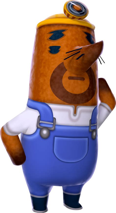 Don Resetti   Animal Crossing Wiki