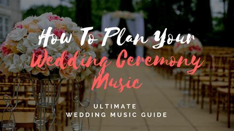 Complete Guide to Wedding Music & Songs
