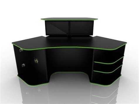 Gaming Desks 1000 Ideas About Gaming Desk On Pc Setup Gaming Setup And Pc Gaming Setup
