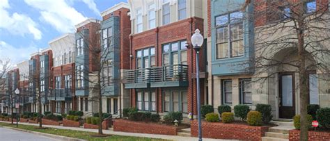 charlotte townhouses for rent in charlotte townhouse tenth street condos uptown charlotte townhomes