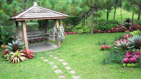 Home Landscape Design Philippines by Front Yard And Backyard Landscaping Ideas Designs Garden