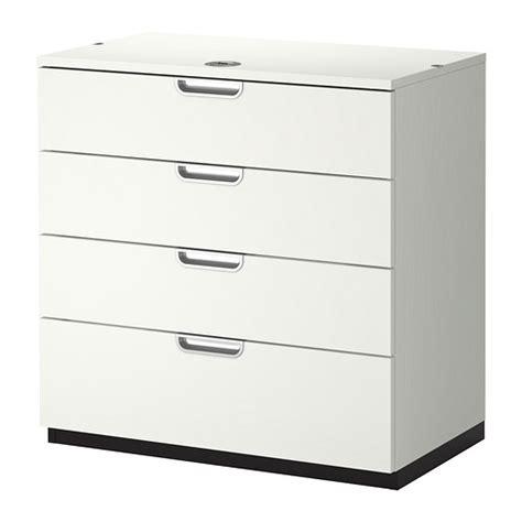 galant caisson 224 tiroirs blanc ikea