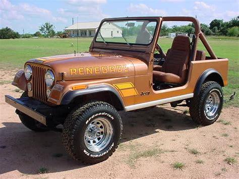 1983 Cj7 Jeep 1983 Jeep Cj7 Other Pictures Cargurus