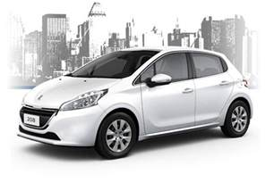 Peugeot Tech Offer Peugeot 208 Active Tech 1 2 Vti 82 Bhp 5 Door