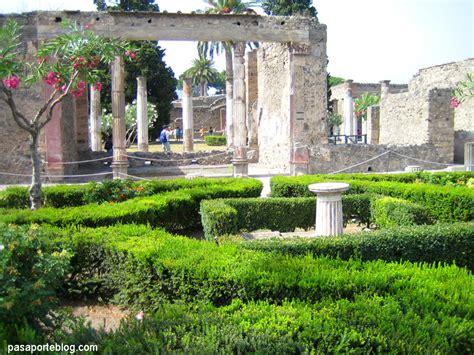 imagenes jardines romanos estilo jardin romano