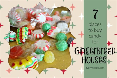 gingerbread house buy 7 places to buy candy for gingerbread houses gypsy magpiegypsy magpie