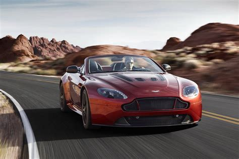 Aston Martin La by Foto Aston Martin La V12 Vantage S Diventa Roadster