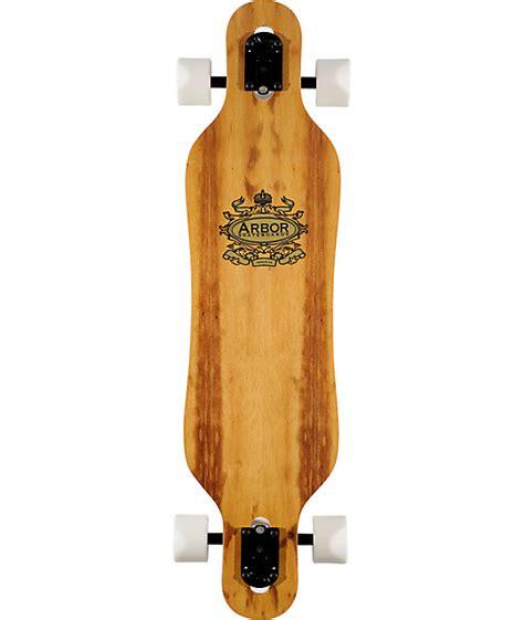 arbor genesis arbor genesis 36 quot longboard complete zumiez