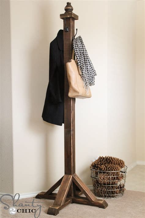 diy coat rack shanty 2 chic
