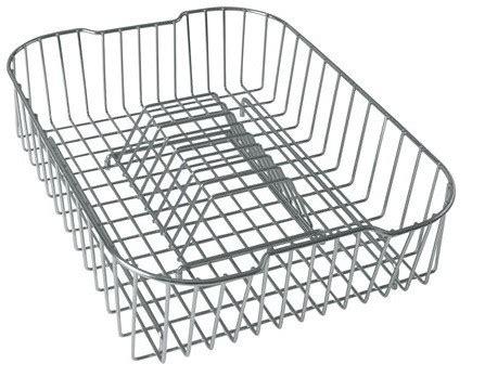 Kitchen Sink Stainless Steel 50c franke pr 50c prestige coated stainless steel drain basket