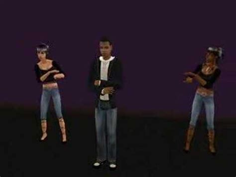 sims trey songz drake ft trey songz replacement girl the sims 2 version