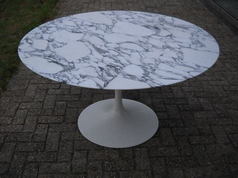 table knoll ovale d occasion affordable table basse ovale