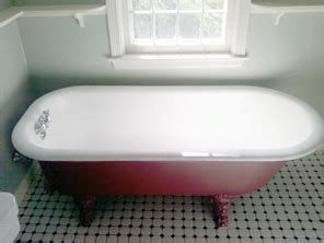 can you paint your bathtub how to repaint a bathtub 171 bathroom design